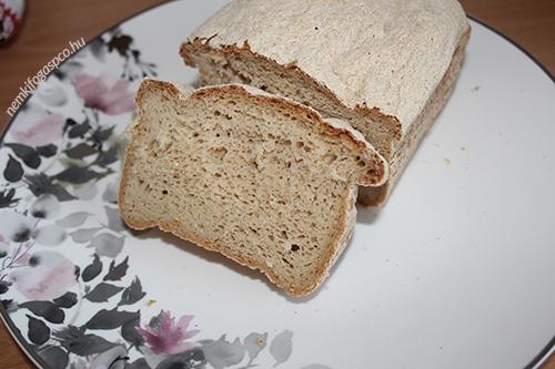 Kelt kenyér – Éden Prémium kelt tészta lisztkeverékből